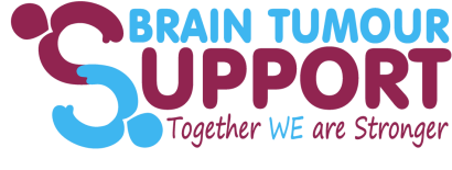 Brain tumour support logo